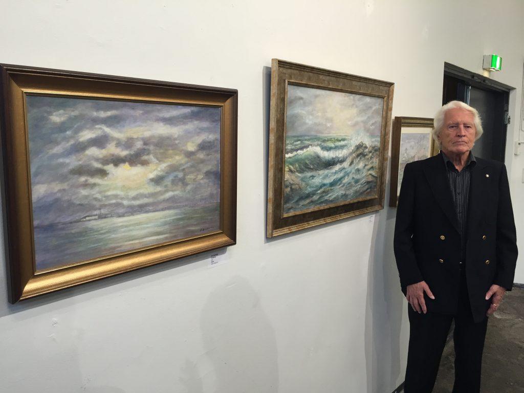 Taulut Sveaborg ja Storm